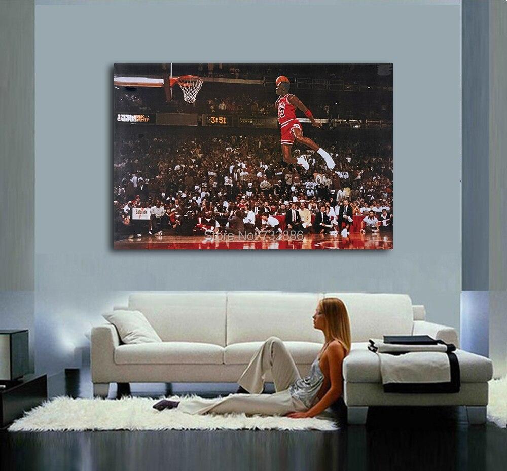 Alta calidad Chicago Bulls Michael Jordan Line falta famoso aire ...