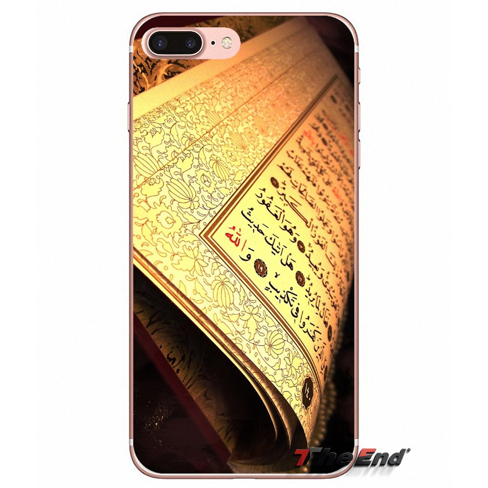 Half-wrapped Case Phone Bags & Cases Arabic Quran Islamic Tempered Glass Tpu Cover Case For Huawei P10 P20 Mate 20 Honor 9 10 Lite Pro 7a 8x P Smart Beautiful In Colour