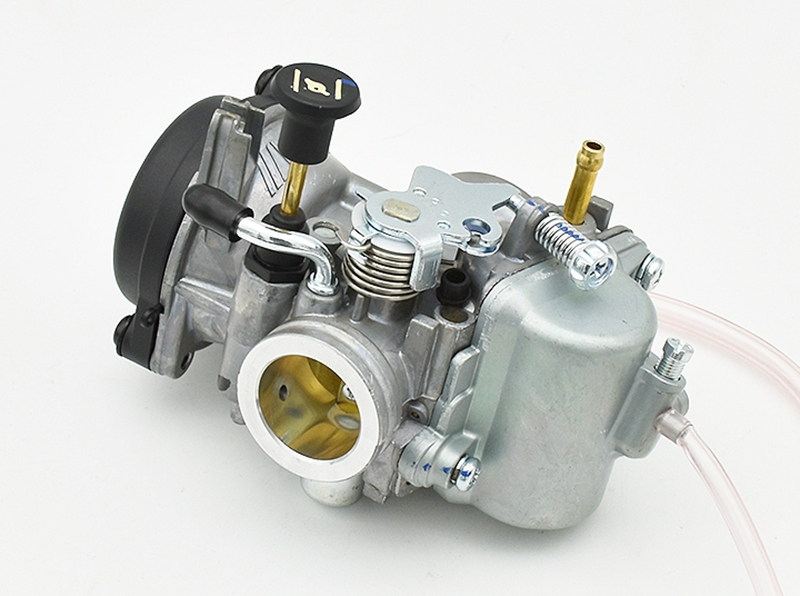 Free shipping New Motorcycle parts original EN125 Euro II Carburetor Carb for Suzuki GN125 1994 - 2001 GS125 Mikuni 125cc GN image
