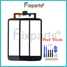 For HTC Sensation 4G G14 Z710E Touch Screen Panel Digitizer Glass Lens Sensor Repair Parts Replacement free shipping
