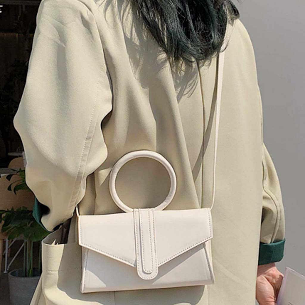 KKMHan Ünlü Marka kadın Moda Çanta Küçük Kare Çanta Vahşi askılı çanta Düz Renk Dropshipping schoudertas dames