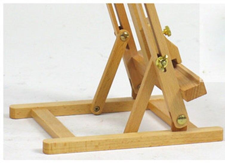 Tavolo in legno Cavalletto di Legno Naturale Artista Artista Pittura ...