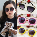 2015 sunglasses kids from the Stars sunglasses from the new star of choking mouth peppers sunglasses oculos gafas 10pcs/lot