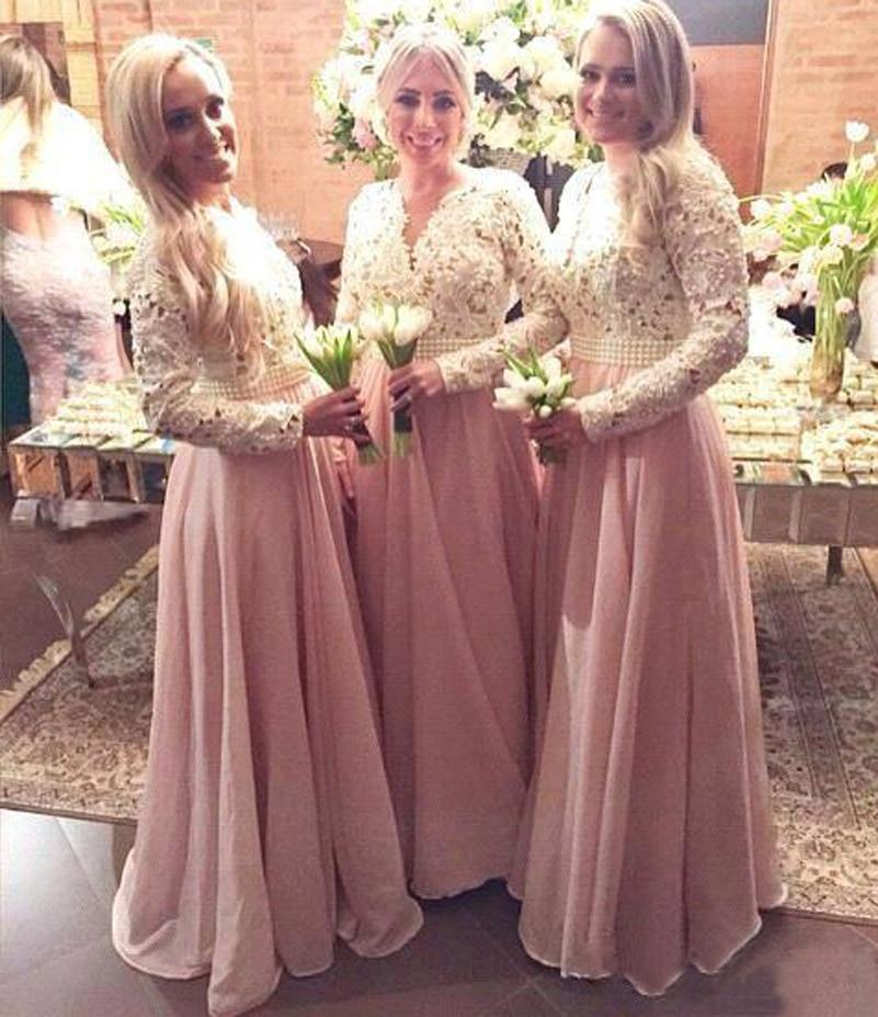 Vestido De Festa Lace Prom Dresses 2016 Muslim Islamic ...