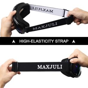 Image 5 - MAXJULI Ski Googles UV Protection Anti Fog Snow Goggles for Men Women Youth M1