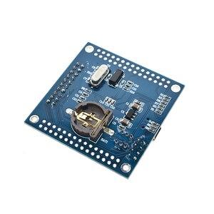 Image 2 - 2 pces stm32f103ret6 arm stm32 módulo de placa de desenvolvimento do sistema mínimo para arduino placa de sistema compatível stm32f103vet6