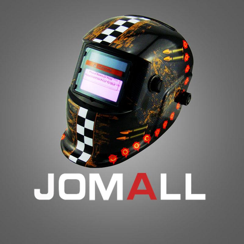 Solar auto darkening welding mask helmet welder cap welding lens eyes goggles for MMA TIG MIG