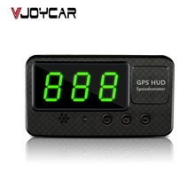 2018 New! Aliexpress Cheapest Digital Car GPS Speedometer Speed Display Bracket Holder Display MPH or KM/h for All Cars