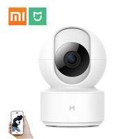 Newest Home Wireless Security XIaomi IP Camera 1080P H.265 Two Way Audio Baby Monitor HD Mi Mini Smart Wi fi Camera Wifi ipCam