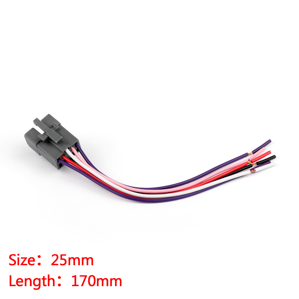 Areyourshop 25mm Push Wire Connector Pushbutton Switch Socket For Wiring Extension Cord To Car Boat Outdoor 1 4pcs Plastic Whoesale Wires Cable In Switches From Lights