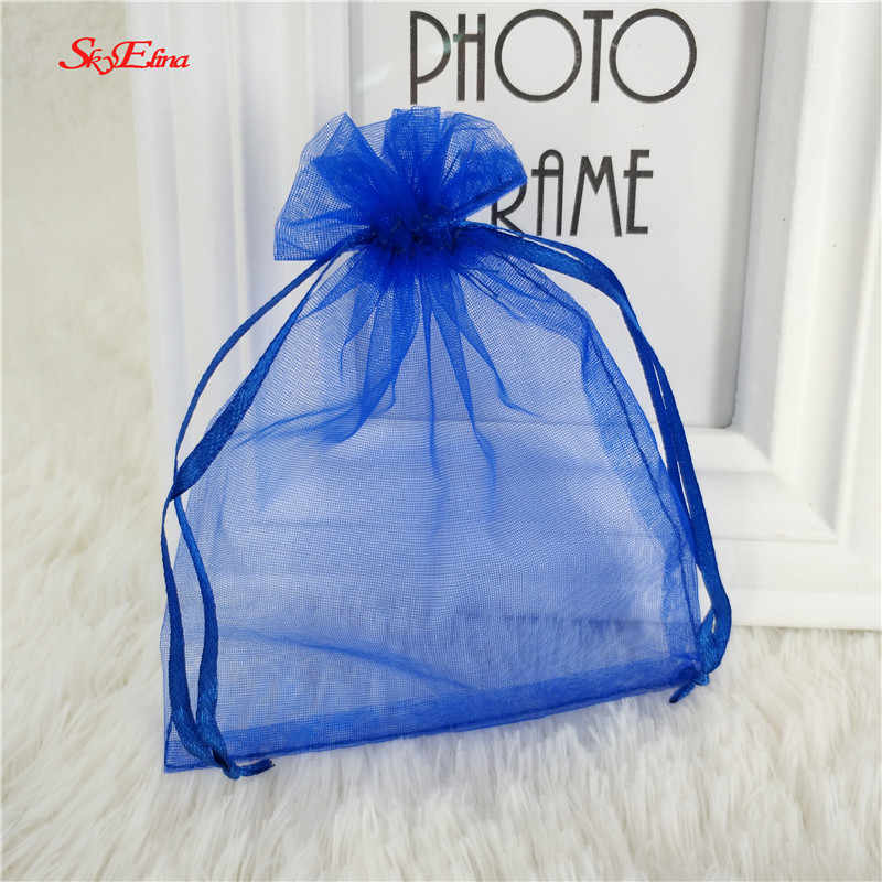 Small NEW 3D Jewel Front Wedding Day Gift Bag