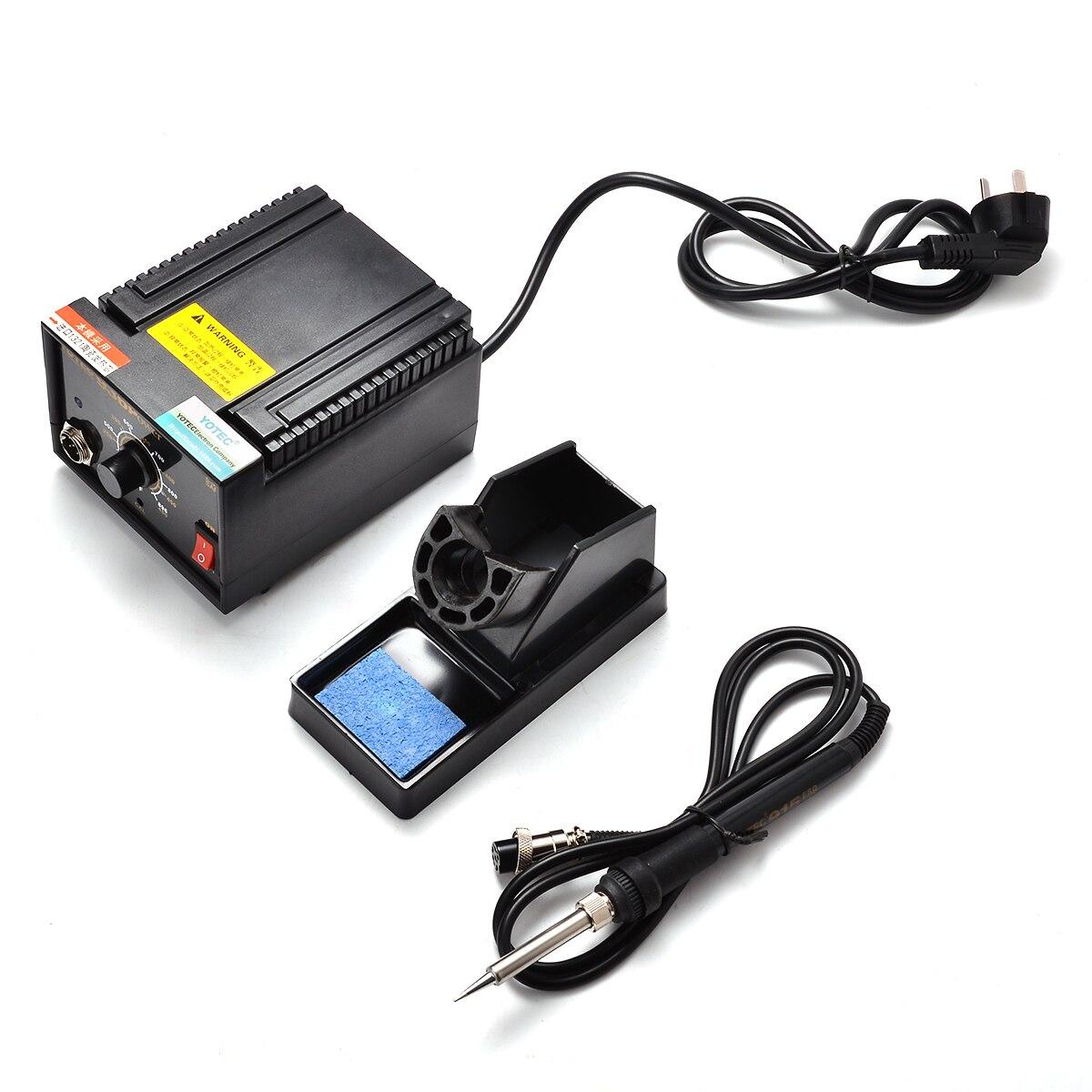 110V 220V 936 Power Soldering Station Soldering Iron Holder Handle Frequency Change Desoldering Welding Tool