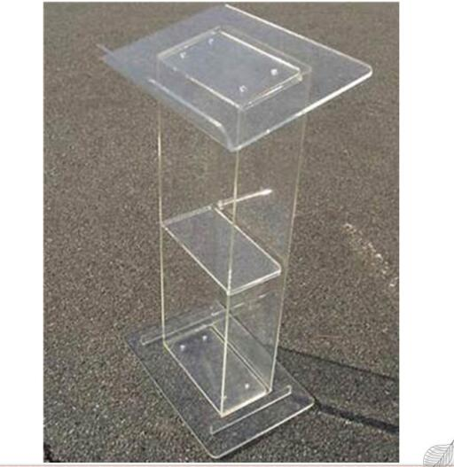 Clear Acrylic Lectern Church Lectern Perspex Church Transparent Acrylic Church Podium Pulpit