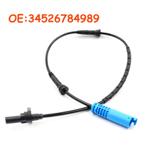 High Quality 34526784989 34 52 6 784 989 Fit For BMW X1 E84 Front ABS wheel speed sensor 3452-6784-989 car accessories