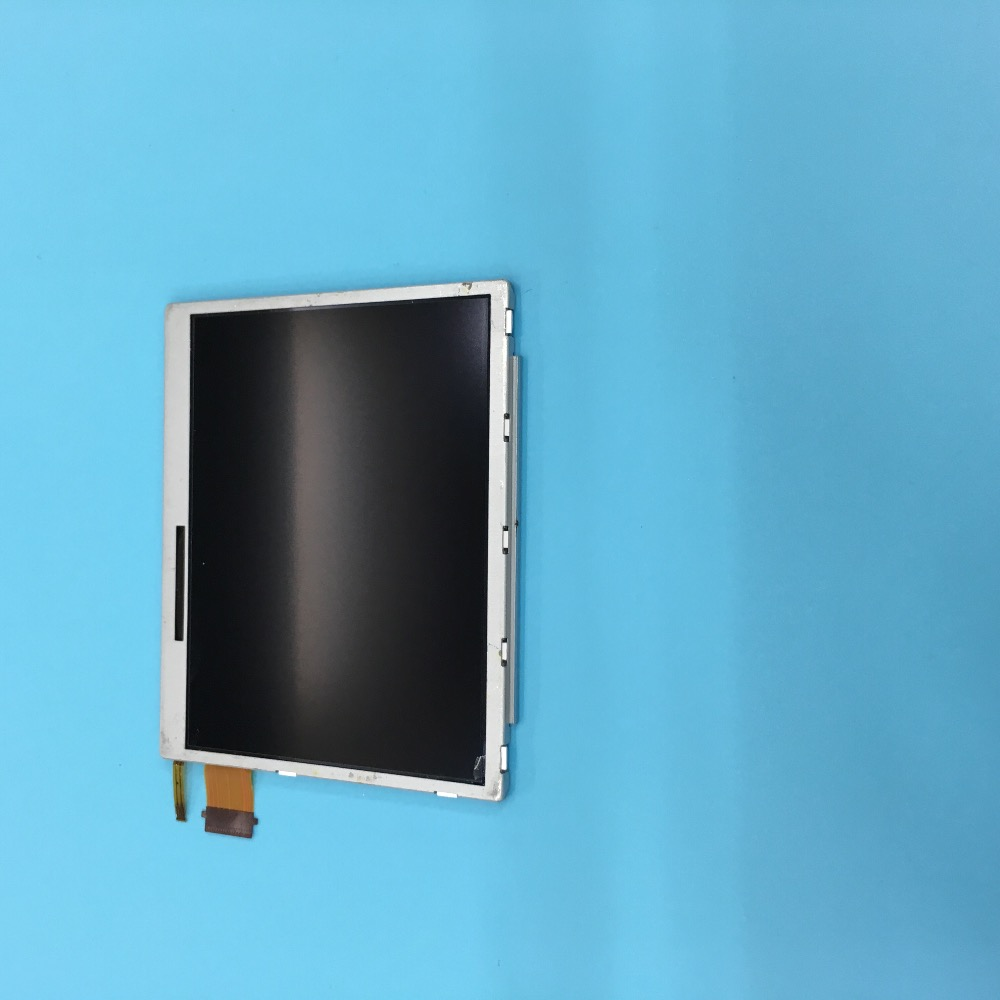 US $5 95 |Top LCD Display For NDSI XL Screen Pantalla For Nintendo DSi XL  NDSi XL Game Console Accessories Replacement Part-in Replacement Parts &