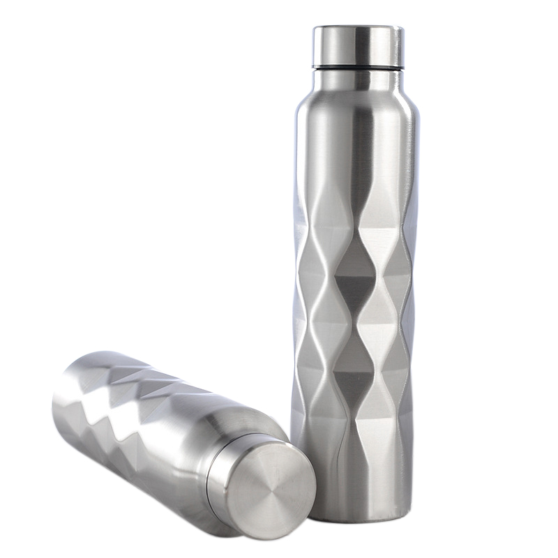 1000ml Single wall Stainless Steel Water Bottle NOT Thermos Gym Sport Bottles Portable BPA Free Cola 1000ml Single-wall Stainless Steel Water Bottle (NOT Thermos) Gym Sport Bottles Portable BPA Free Cola Beer Drink Bottle