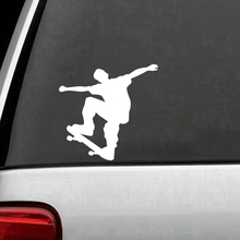 12 X 13 Cm Car Skate Hot Tag Window Car Door Vinyl Decal Kayak Art Painting Car Stickers Vinyl Decor Decals все цены