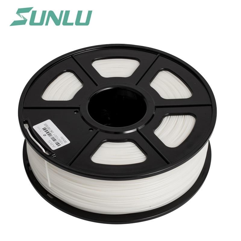 SUNLU 3d Drucker Filament PA Nylon V2 1,75//3,0mm 1KG Hohe Zähigkeit Verbrauchs Gute Für Druck Vase lampenschirm
