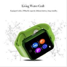 SW88 Smartwatch Fitness Gesundheit Smart Armbanduhr mit GSM SIM TF karte Hohe Klangqualität UV-Test Herzfrequenz Messen EKG Analyse