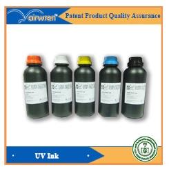 ФОТО High resolution UV ink ( 150ml/color ,CMYKW , 750ml+150ml protection liquid +150ml cleaner