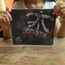 Drop Shipping SteelSeries QCK Fnatic Speed Control font b Gaming b font Surface Mouse Pad font