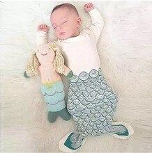 Cute mermaid style sleeping bags
