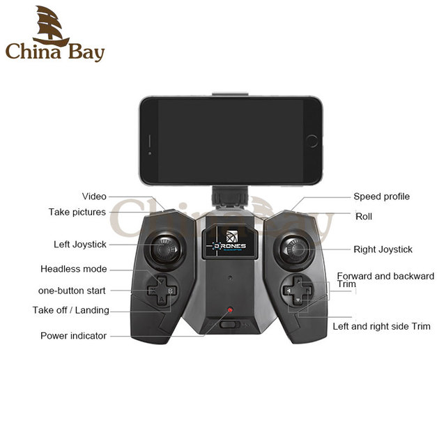 Latest FLY FY603 Mini Drone With WiFi FPV Camera 2.4GHz 4CH 6-axis Gyro Quadcopter Altitude Hold Mode Rc Helicopter RTF Vs H37 Dron