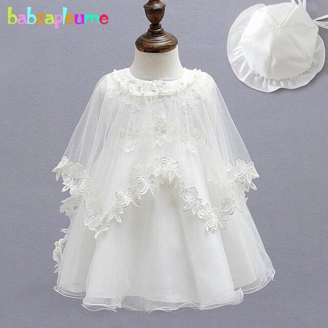 3PCS/0 12M/Summer Newborn Baptism Dresses Lace Infant Christening ...