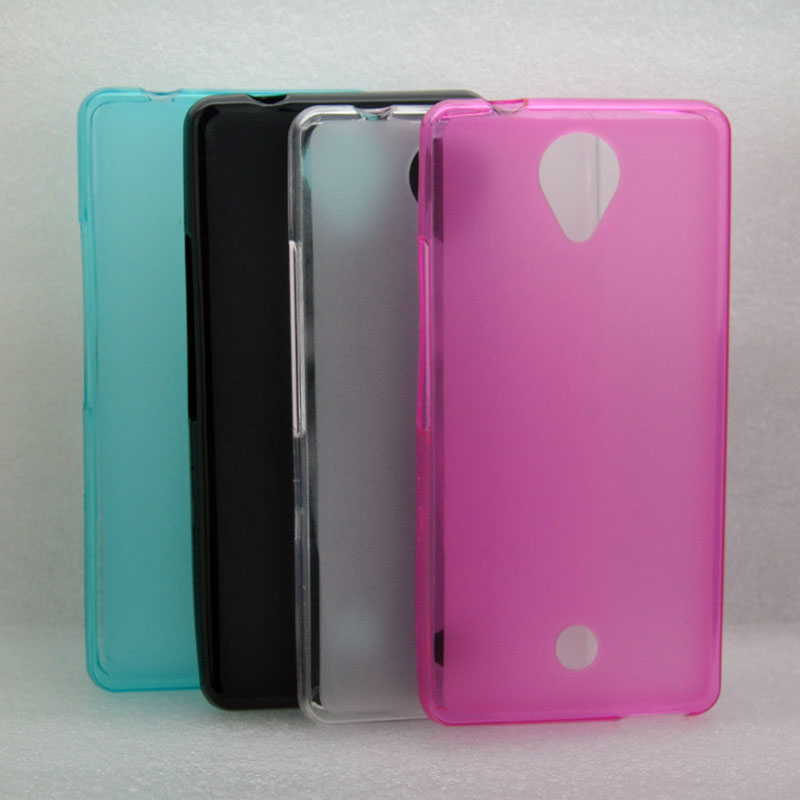 low priced 8fc09 fdcdc Phone Case For Blu R1 HD Case Soft TPU Matte Pudding Gel Silicone Cover