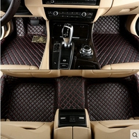 Best quality! Custom special floor mats for Mercedes Benz GLC 200 220d 250d 300 2018 2015 wear resisting carpets,Free shipping