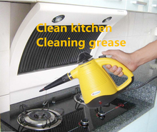 handheld steam cleaner high pressure cleaning portable clean machine Kitchen Cabinets clothes with brush iron generator