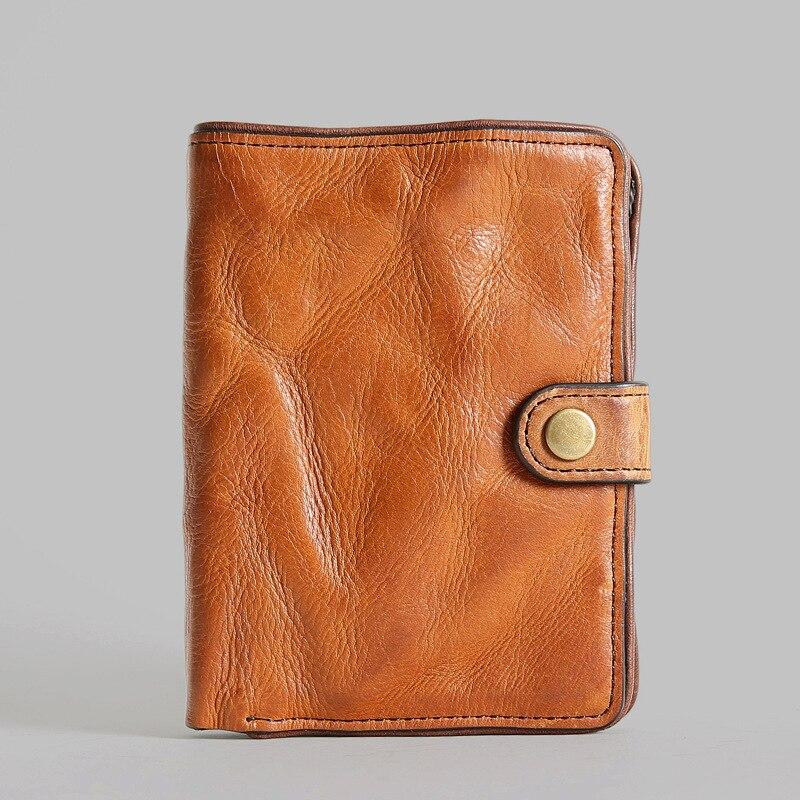 SIKU men s leather wallet case fashion men wallets brand coin purse holder male wallet