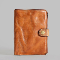 SIKU men's leather wallet case fashion men wallets brand coin purse holder male wallet