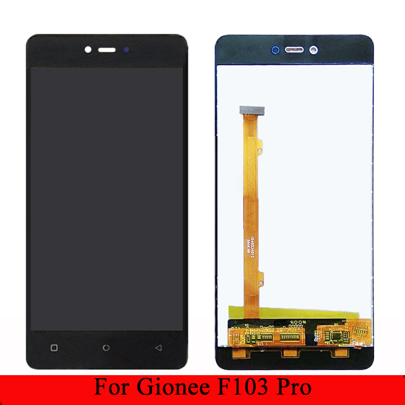 For <font><b>Gionee</b></font> <font><b>F103</b></font> <font><b>pro</b></font> LCD Display + Touch Screen Digitizer Assembly Replacement In Stock image