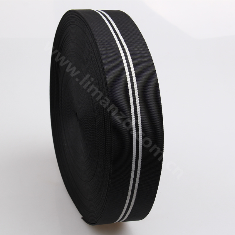 2 nylon webbing strap for bags strap liman ribbon factory in stock for sale