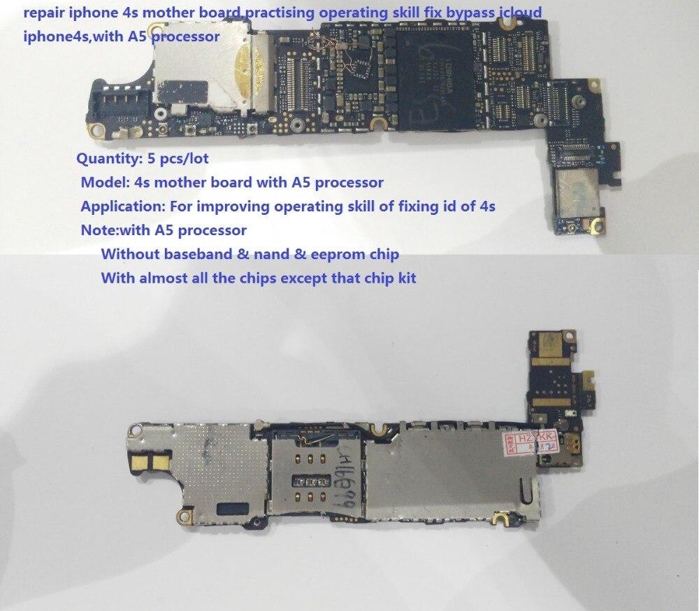 repair iphone 4s board,practising operating skill fix