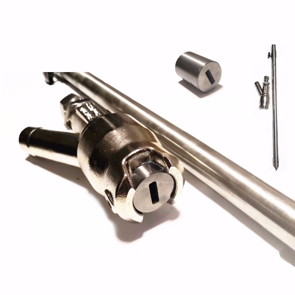 500bar High quality Polished water gun paint removal rust removal sand blasting gun high pressure fan