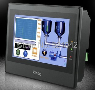 KINCO MT4414TE-CAN,7 TFT 16:9 TFT HMI Touch Panel with CANopen Port, Ethernet Support, 2 COM Ports,RS232/RS485-2/4 kinco md304l hmi 4 3fstn