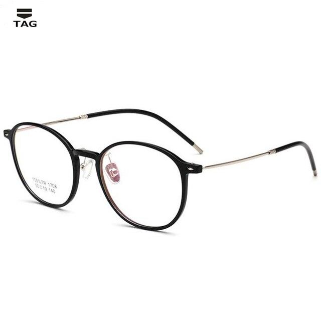 bb3f351a1d Trendy Eyeglass frames TR90 women Glasses frame vintage optical brand myopia  designer clear Eyeglasses frame eyewear