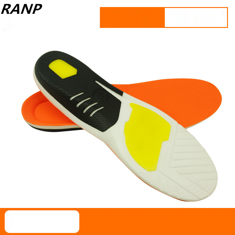 Sport Orthotics High Arch Support Insoles Gel Pad Arch Support Flat Foot Plantar Fasciitis Spur Memory Form Shoe Inserts Soles