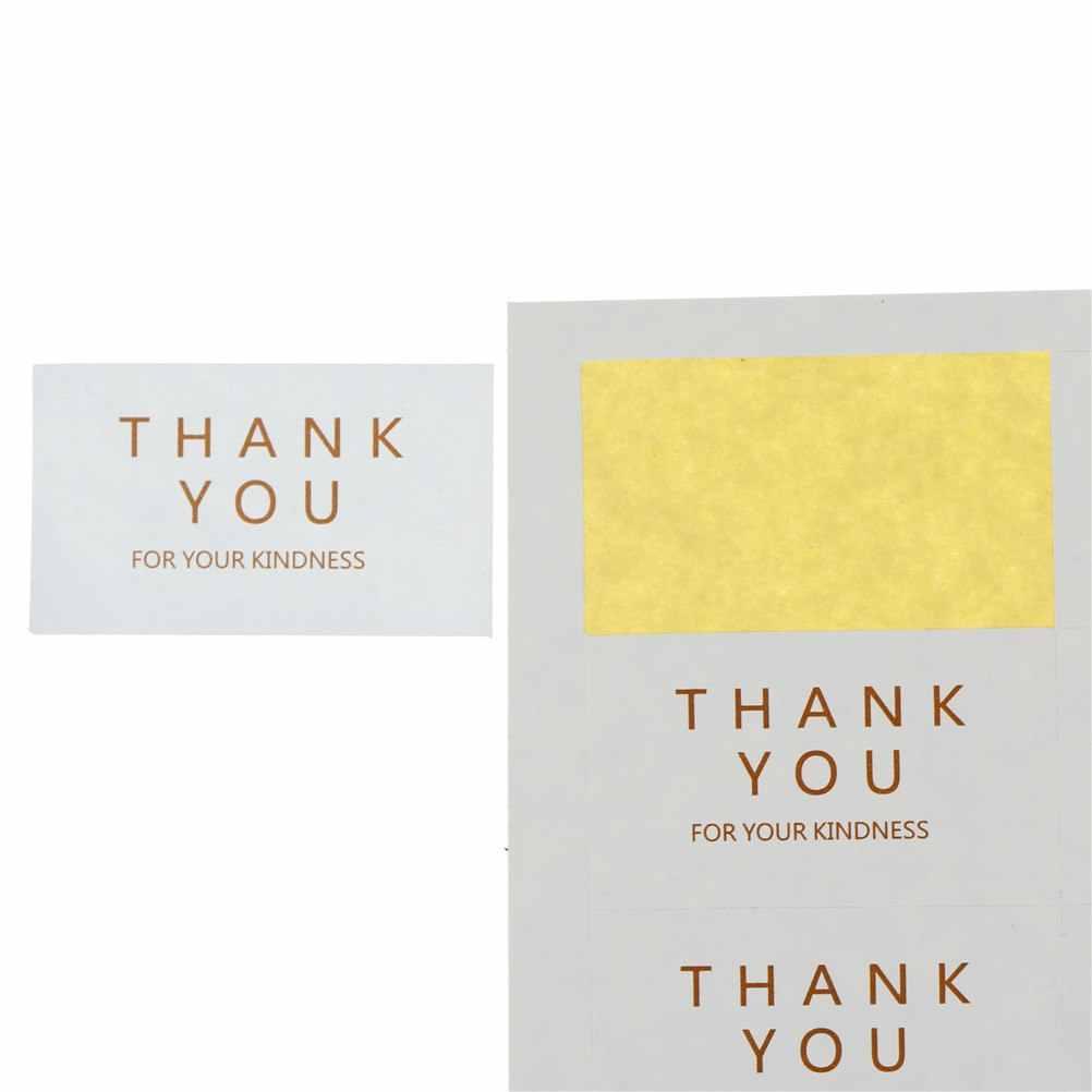96 ชิ้น/ล็อตสี่เหลี่ยมผืนผ้า Handmade สีดำสีขาวขอบคุณของคุณ Kindness bake สติกเกอร์สำหรับ PARTY Favor ของขวัญกระเป๋า Candy กล่อง