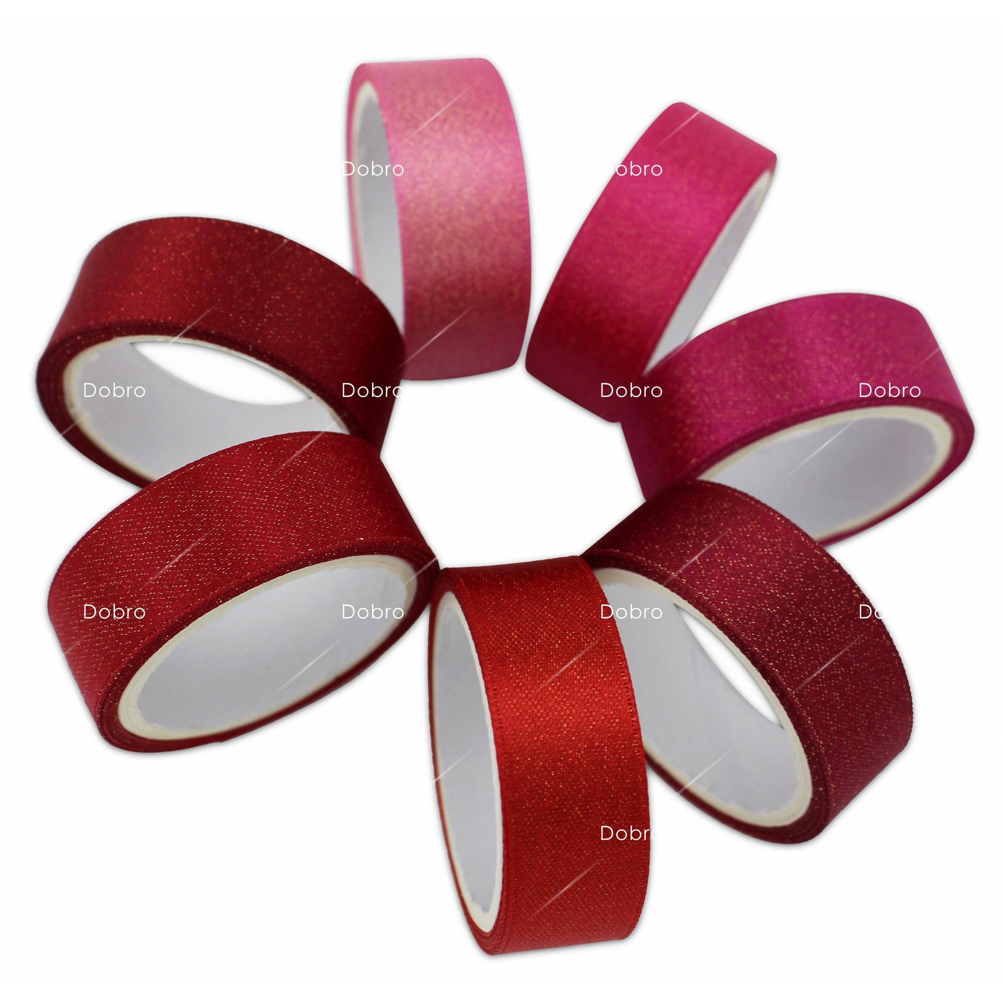 35 Colors Gold Purl Satin Ribbon 3 6 9 16 22 38mm - Өнер, қолөнер және тігін - фото 4