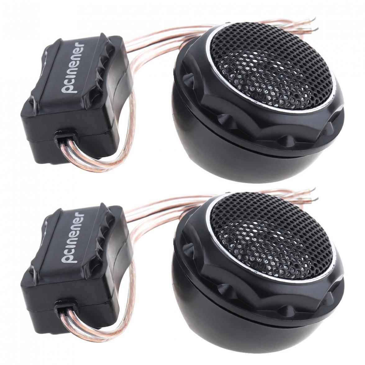 Mini caixa de som universal para carro,