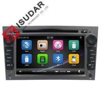 Schermo capacitivo 2 Din 7 Pollice Car DVD Player Per Vauxhall/Opel/Antara/VECTRA/ZAFIRA/Astra H G J Canbus GPS FM BT 1080 P Ipod mappa