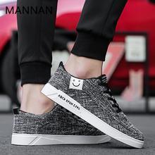 MANNAN Sneakers Canvas Men Shoes Tenis Casual Masculino Zapatos De Hombre Coloring Chaussure Homme Hip Hop Street