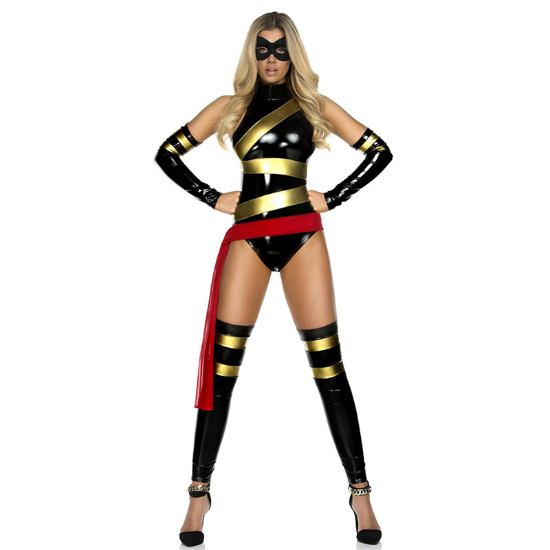 2018 Hot Sale של מיס נפלאה Superhero תלבושות - תחפושות