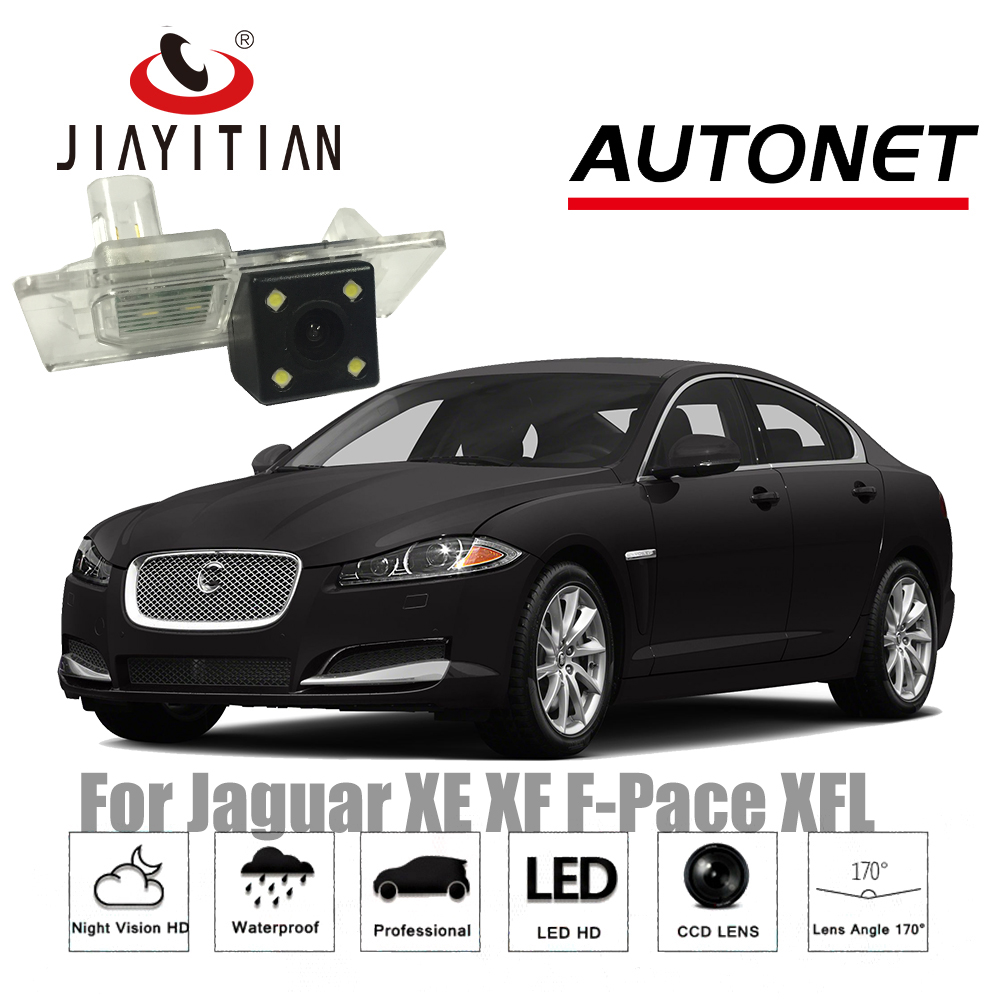 Jaguar Xe Rear: Aliexpress.com : Buy JIAYITIAN Rear View Camera For Jaguar