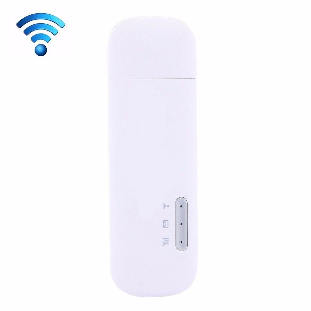 Chaude Débloqué pour Huawei E8372h-608 150 Mbps 3/4G Voiture LTE USSD Sans Fil WiFi USB Modem