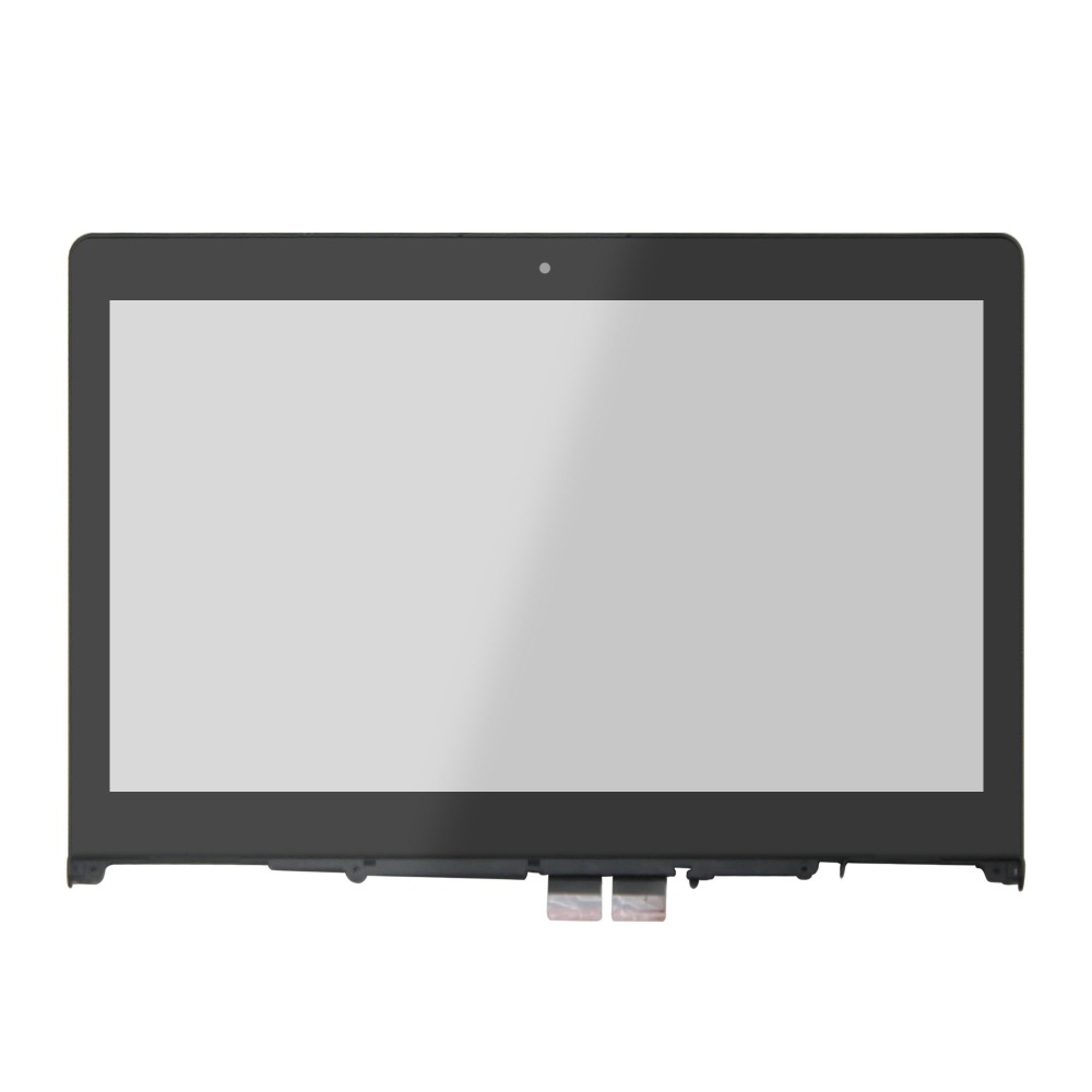 NEW Touch Screen Glass For Lenovo Flex 3 14 Flex3 14 Flex 3 2-in-1 14 Laptop Front Touch Screen Repaire parts with frame touch screen glass 154 105 mm as shown in figure new