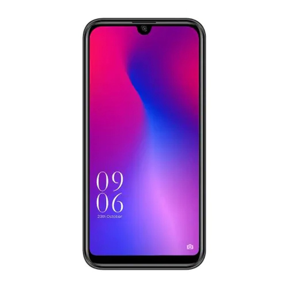 Image 2 - Elephone A6 Mini 4G Phablet 5.71 Android 9.0 MT6761 Quad Core 2.0GHz 4GB RAM 32GB ROM 3 Cameras Side Fingerprint Sensor 3180mAh-in Cellphones from Cellphones & Telecommunications